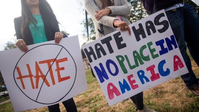 Hate Crimes in the US Rose 5 Percent Last Year, FBI Says