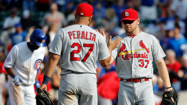 Cardinals Look to Capitalize on Cubs' World Series Title