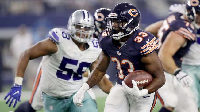 Bears waive Jeremy Langford after claiming Taquan Mizzell