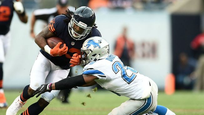Kevin White Placed on Injured Reserve After Ankle Injury