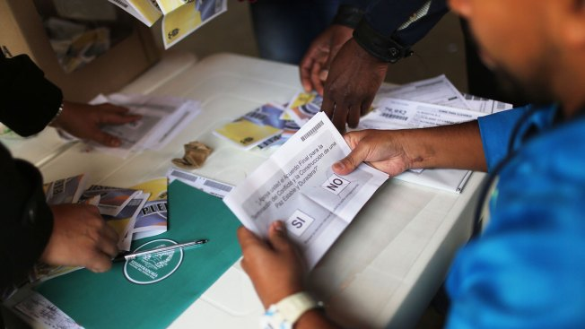 Colombia referendum: voters reject peace deal with Farc
