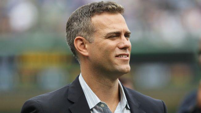 Theo Epstein Dismisses Report Team 'Open' to Trading Kris Bryant