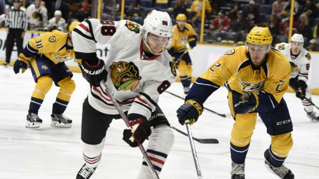 Blackhawks Hope to Get Off to Good Start vs. Predators