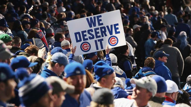 Cubs Looking to Make History as World Series Shifts to Cleveland