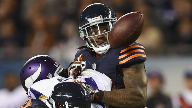 Danny Trevathan Listed as Doubtful on Packed Bears' Injury Report