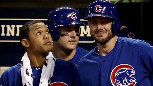 Kris Bryant gets record first-year arbitration deal