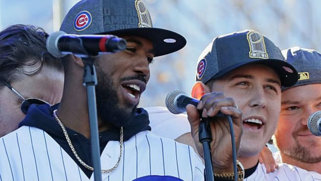 Chicago Cubs Players to Appear on 'The Tonight Show' Monday