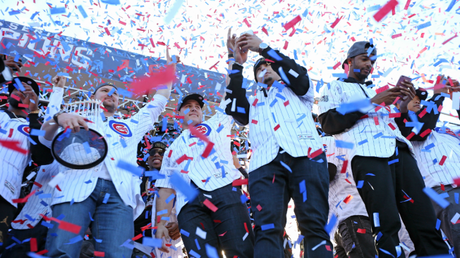 City Releases Total Cost of Cubs World Series Run