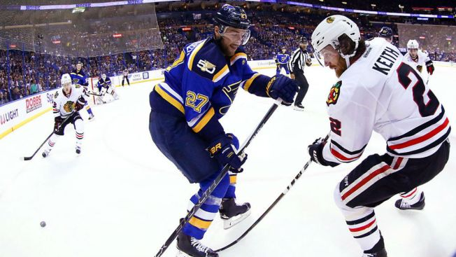 Winter Classic Forecast Looking Warm, Wet for Blackhawks and Blues