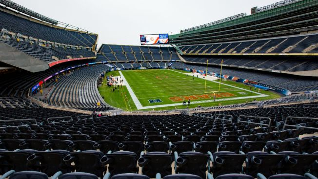 Fantasy Football Lovers, Rejoice: Soldier Field is Ready to Host You