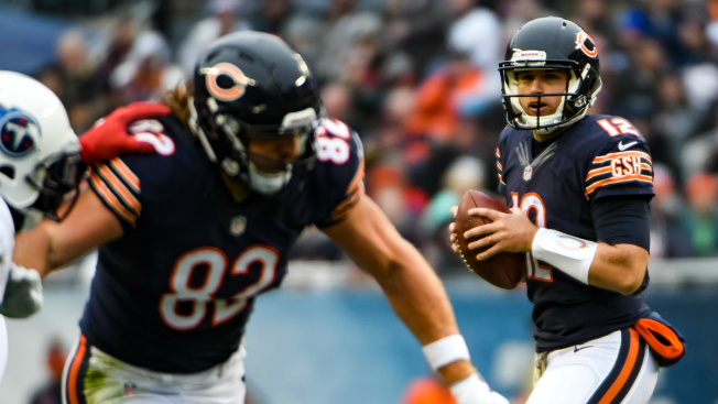 Furious Bears Comeback Falls Short in 27-21 Loss to Titans