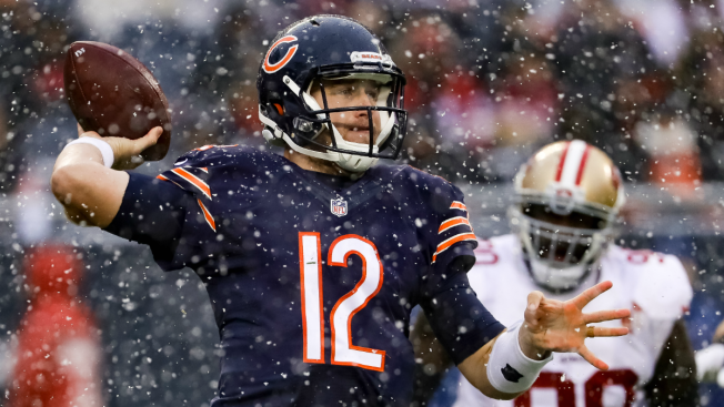Snow Joke: Bears, 49ers Make History with Terrible First Quarter