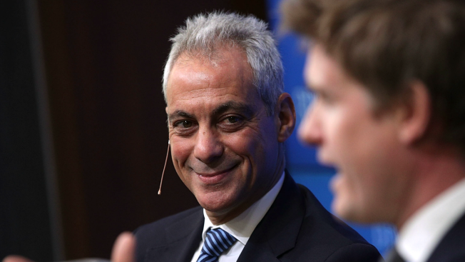 Emanuel Recoups Climate Change Info Deleted From EPA Website