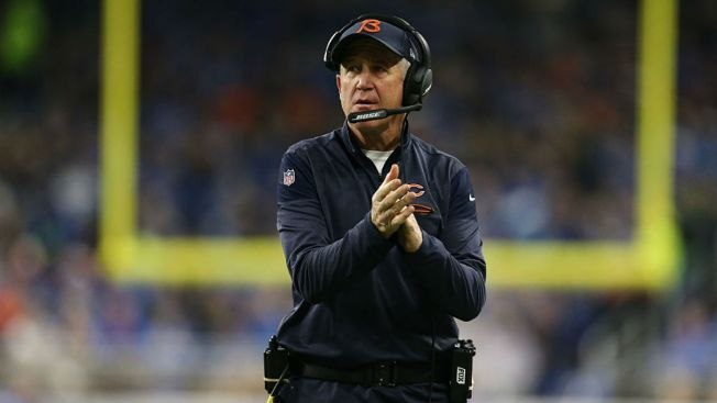 John Fox Reveals Bears' Secret Weapon to Quarterback Training
