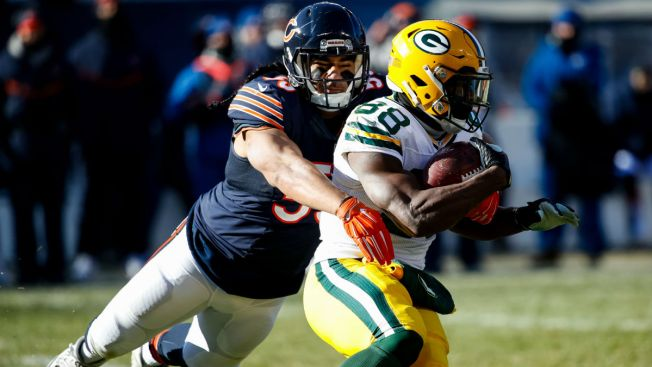 Chicago Bears Sign John Timu to Active Roster