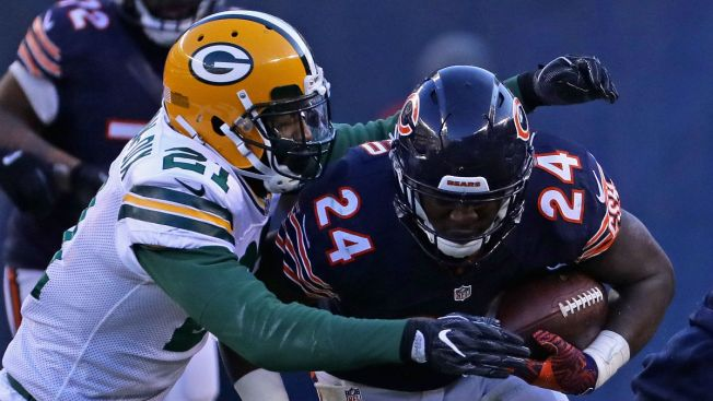 Chicago Bears Fail to Have Top Selling NFL Jersey in Illinois