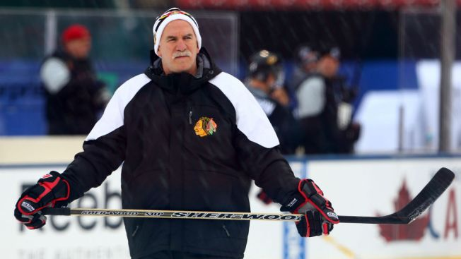 After Firing by Blackhawks, What Comes Next for Joel Quenneville?