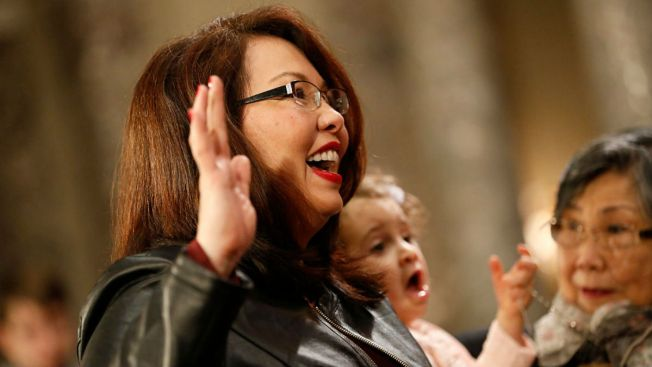 'Couldn't Be Happier': Tammy Duckworth Gives Birth to Baby Girl