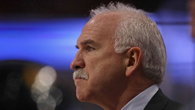 Joel Quenneville Likes Blackhawks' Blue Line Options
