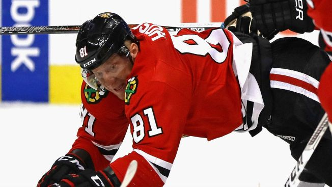 Blackhawks Place Marian Hossa on Long Term Injured Reserve