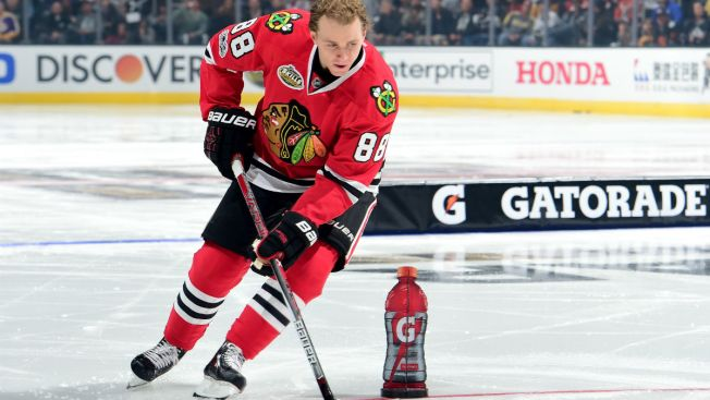 Patrick Kane to Participate in NHL Skills Competition