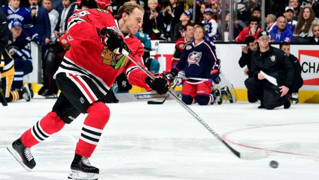 Patrick Kane Named NHL's Top Winger