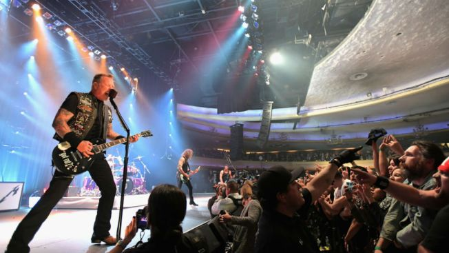 Metallica Coming to Chicago This Summer