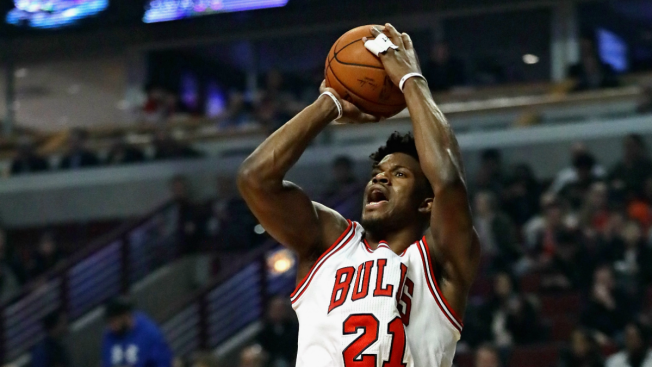 Butler, Second Unit Help Bulls Beat Jazz 95-86