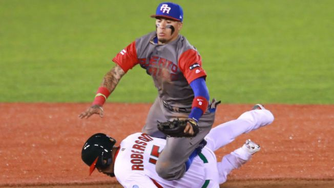 Baez, Robertson Hope to Shine as World Baseball Classic Continues