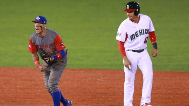 Puerto Rico snaps Dominican Republic's 11-game win streak