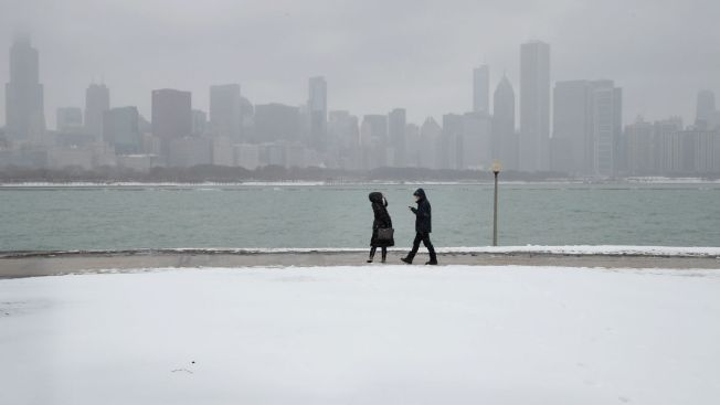 National Weather Service: Another inch of snow expected by Monday night
