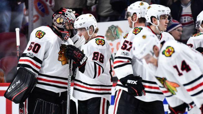 Three Stars: Patrick Kane, Corey Crawford Lead Blackhawks Past Penguins