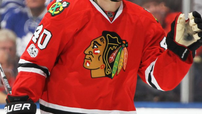 Can You Spot the New features of the Blackhawks' 2017-18 Jersey?