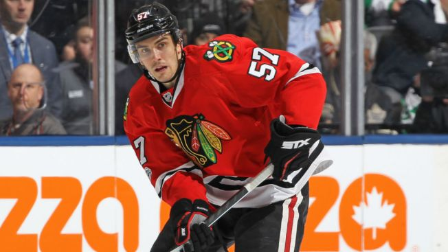 Golden Knights Take Trevor van Riemsdyk in Expansion Draft