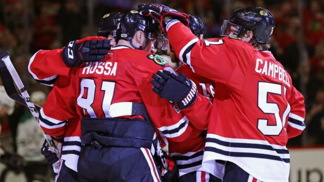 Blackhawks Playoff Update: Chicago Keeps Big Division Lead
