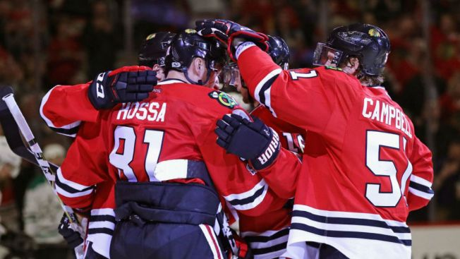 Chicago Blackhawks Make History With Win Over Blue Jackets
