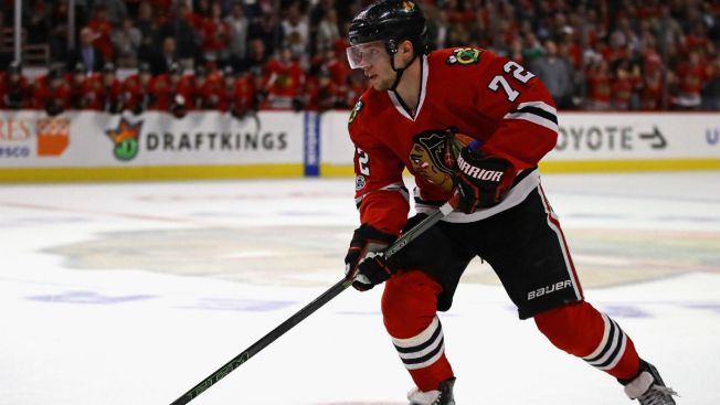 Artemi Panarin Named NHL's First Star of the Week