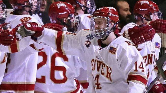 Denver Beats Minnesota-Duluth to Win National Title