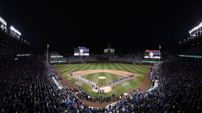 City Grants Cubs 'One Time Exemption' to Play Friday Night Home Game