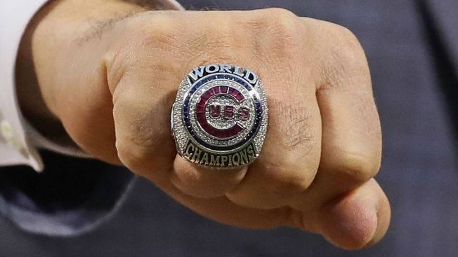 Chicago Cubs World Series Ring Goes Up for Auction