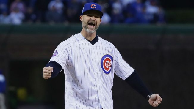David Ross a Contender for Vacant Minnesota Twins Managerial Job: Report
