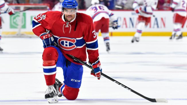 Blackhawks Acquire Andreas Martinsen From Canadiens