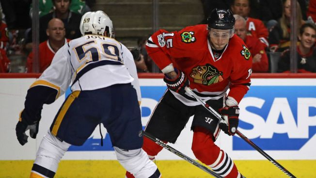 Chicago Blackhawks Trade Artem Anisimov to Ottawa