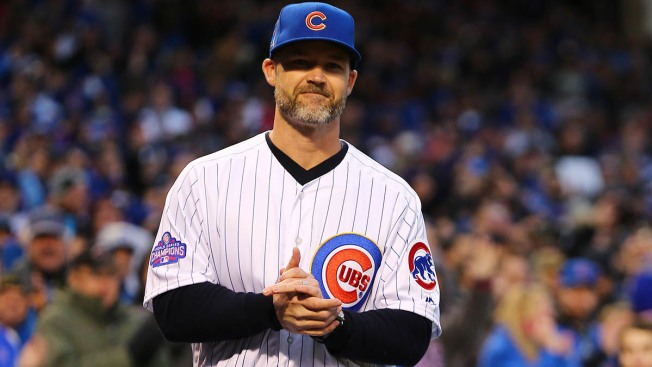 Cubs Reportedly Interview David Ross for 2nd Time