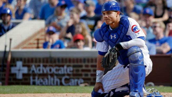 Stint on Disabled List 'Likely' for Willson Contreras, Maddon Says