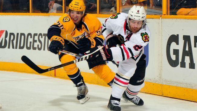 Blackhawks Lose to Predators, Trail 3-0 in Series