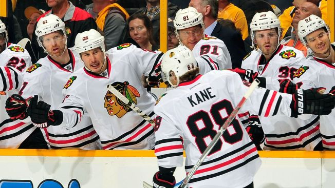 Patrick Kane Joins Exclusive Club With Game 3 Goal