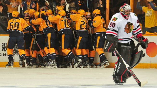 History Unkind to Blackhawks When Facing 3-0 Deficit
