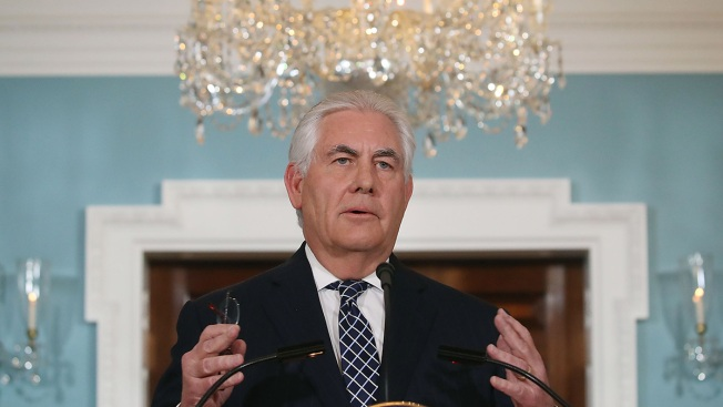 Rex Tillerson Declares the Iran Nuclear Deal a Failure