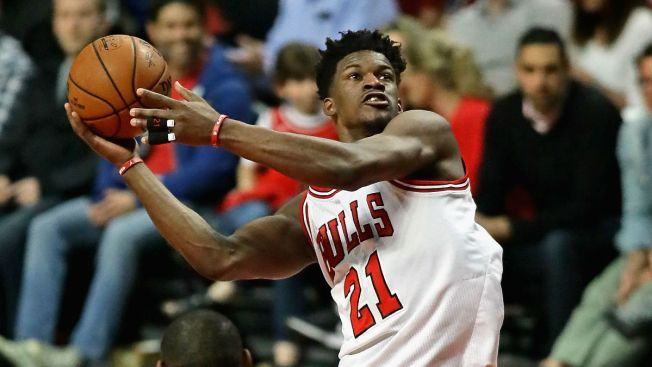 Jimmy Butler Thanks Bulls Employees With Classy Gesture